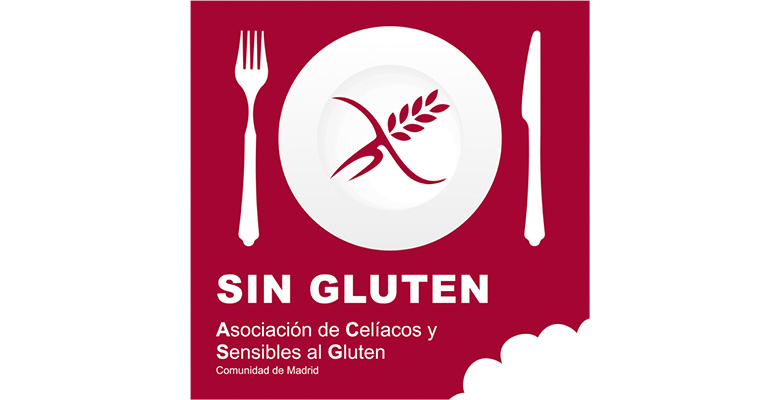 Sello restaurante sin gluten