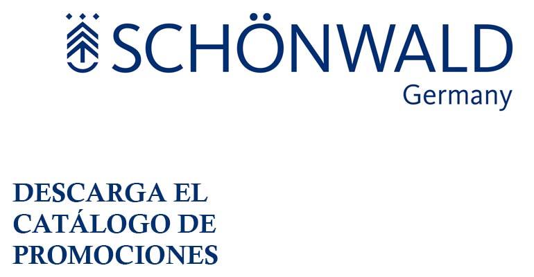 Catálogo Schondwald promo 2017