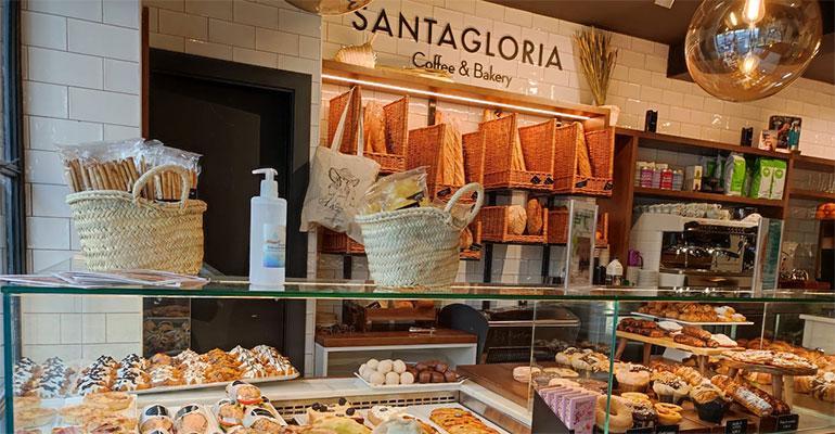 Santagloria Coffe & Bakery se acerca al centenar de locales en España