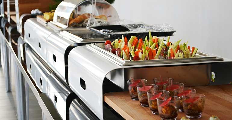 Savemah combinación buffet 5