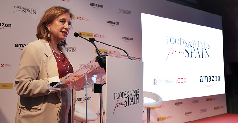 secretaria de Estado de Comercio, Marisa Poncela