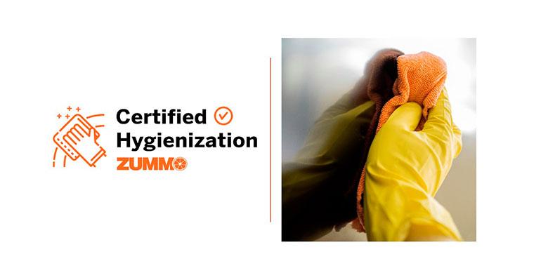Zummo obtiene un nuevo certificado de higienización para sus exprimidores