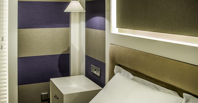 Showroom para hotel de Jung 2