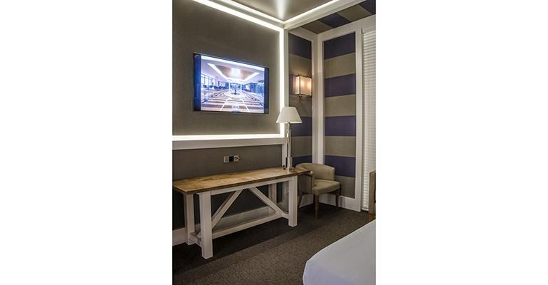 Showroom para hotel de Jung 3