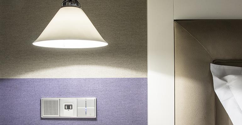 Showroom para hotel de Jung 5
