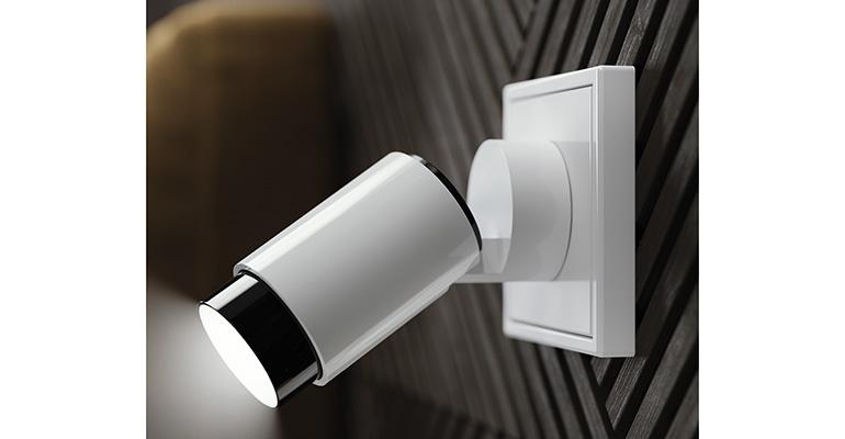 Sistema de iluminación Plug & Light de Jung