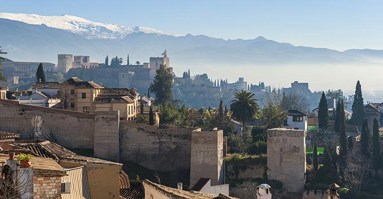 Skyline Córdoba
