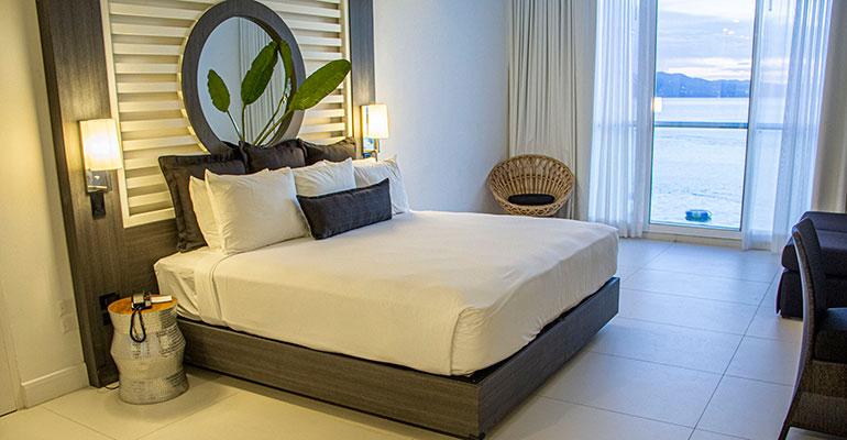 Suelo Dekton Zenith Hotel Jamaica