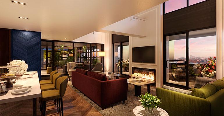 Suite Hotel Rosewood Villa Magna Madrid