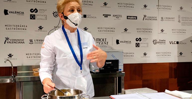 Susi Díaz Mediterranea Gastronoma