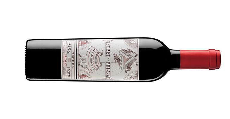 Secret del Priorat, primer vino de vendimia tardía de Bodegas Torres, edición muy limitada