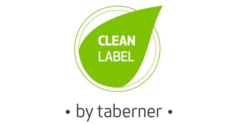Taberner clean label