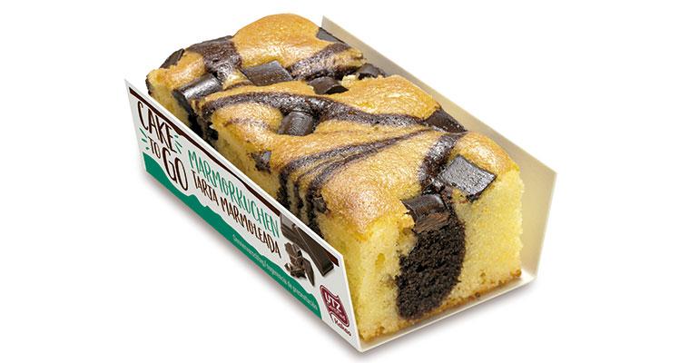 Tarta Marmoleada