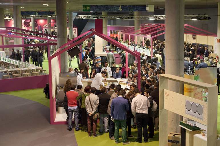 The Alimentaria Experience 2014