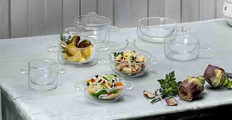 gama thermic glass de Bormioli Luigi