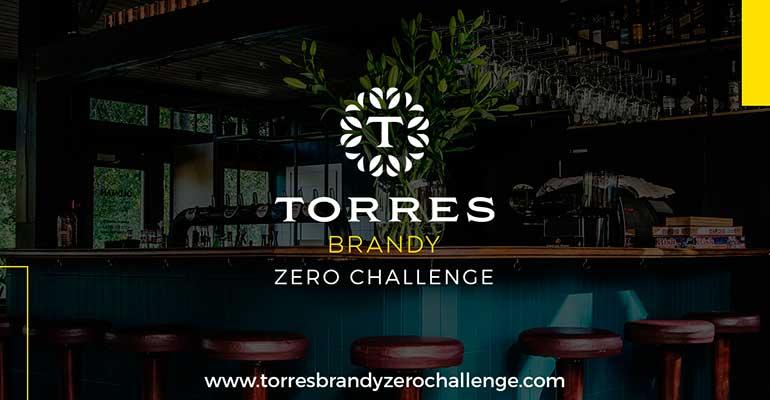 Torres Brandy Zero Challenge premia el proyecto de bar de cócteles más sostenible