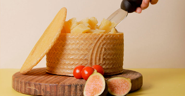 Otras formas de cortar el queso manchego