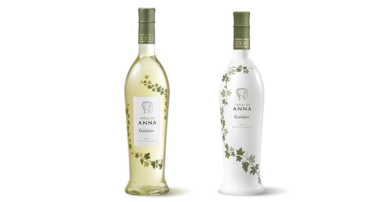 viñas de anna, primero vino de Codorníu