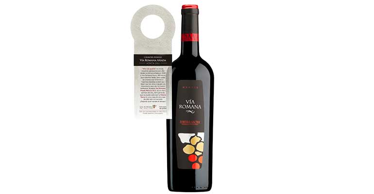 Vía Romana Grandes Añadas 2011 obtiene la distinción Gallaecia a los mejores vinos