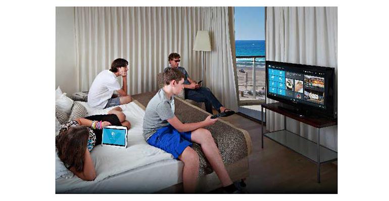 Soluciones tv para hoteles