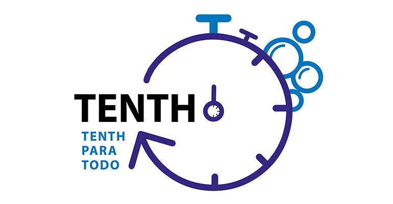 Logo Vijusa gama tenth 2