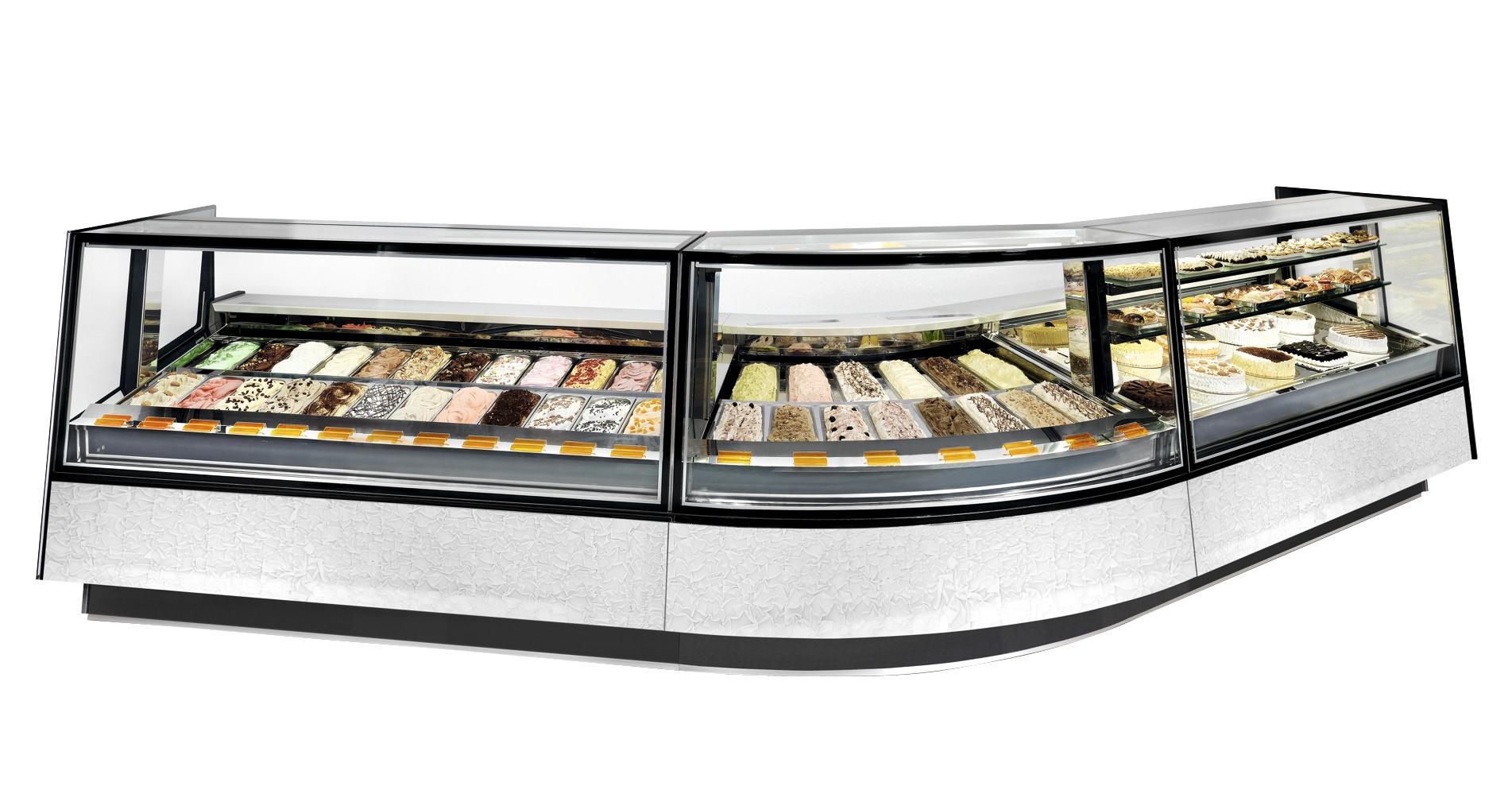 vitrina helados eurofred