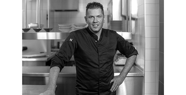 El chef holandés Jacob-Jan Boerma se subirá a la cocina de Mediterránea Gastrónoma