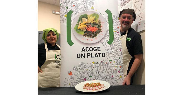 Acoge un Plato invita a los comensales a descubrir la gastronomía del mundo