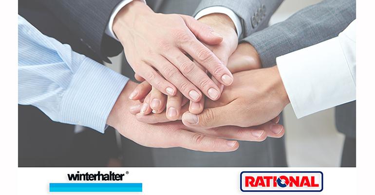 Winterhalter y Rational unen fuerzas para liderar la transformación del canal horeca