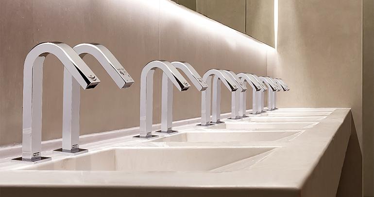 Nunca lavarse y secarse las manos fue tan higiénico, eficiente y seguro