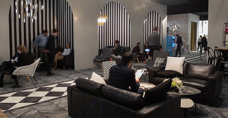 EquipHotel cuenta con un espacio destacado de interiorismo