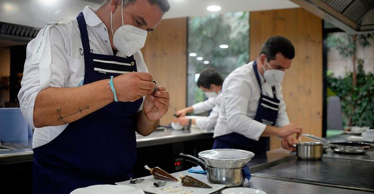 Ángel León San Sebastián Gastronomika