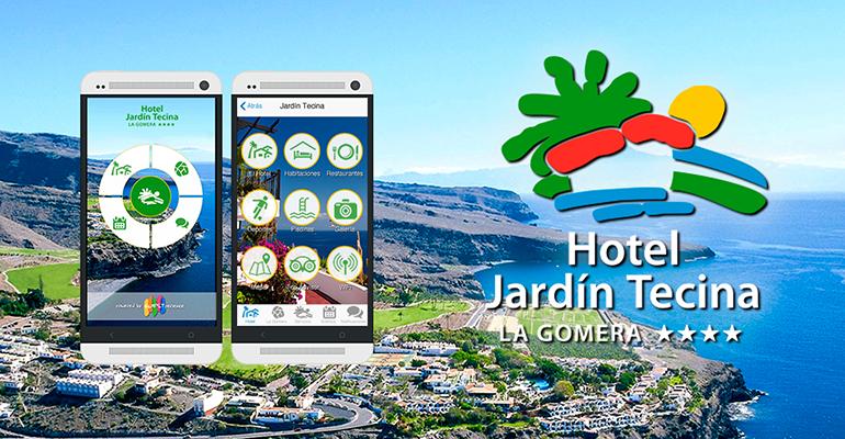 App Hotel Jardín Tecina