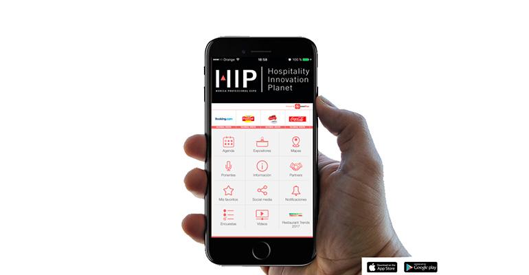 aplicación HIP 2017