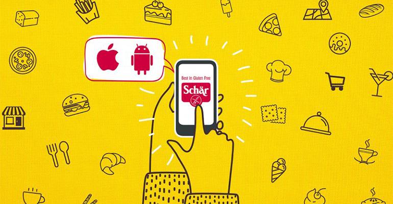App para buscar establecimientos con oferta sin gluten