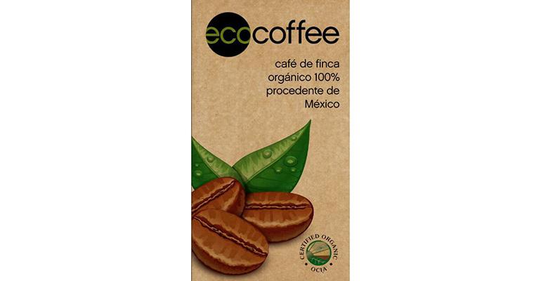 un café ecológico, procedente de México