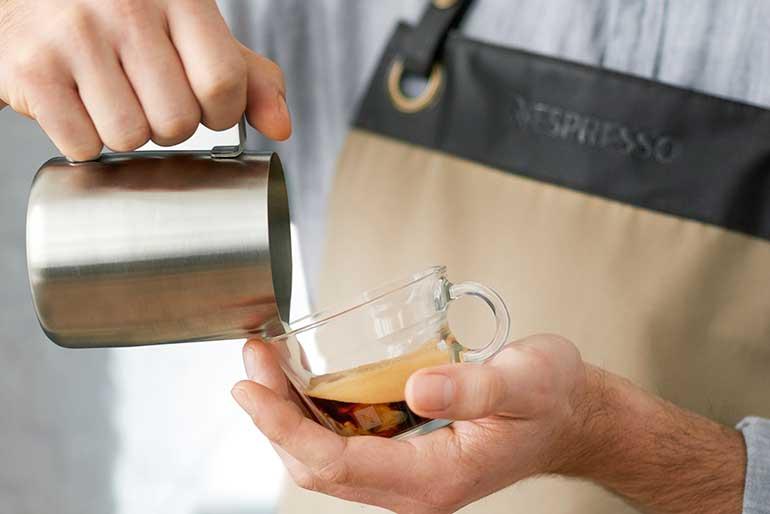 Barista creations Nespresso