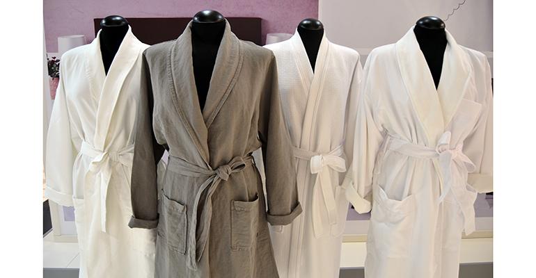 Colección de batas de Vayoil Textil