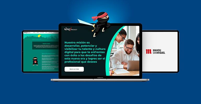 Mahou San Miguel avanza en digitalización con el programa Ninja de BBVA