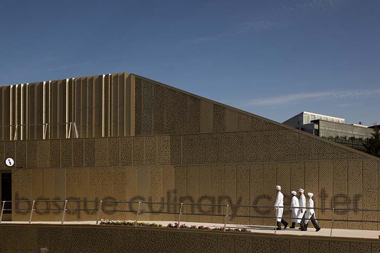 Instalaciones basque culinary center