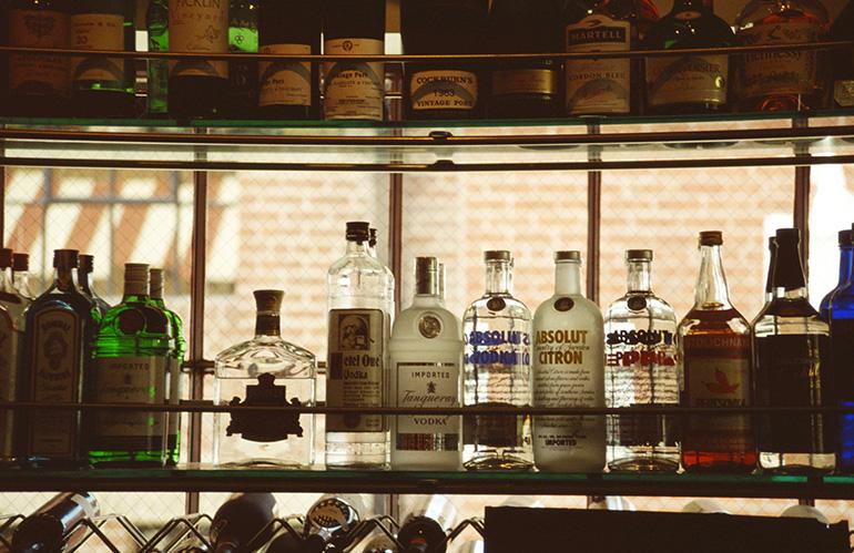 bebidas bares