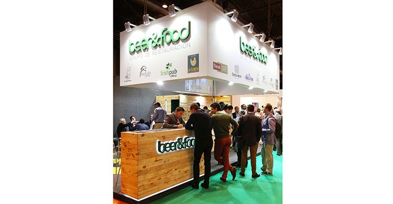 Food&Beer en Expofranquicia
