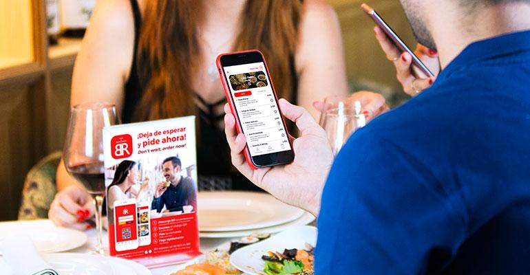 BR app restaurante