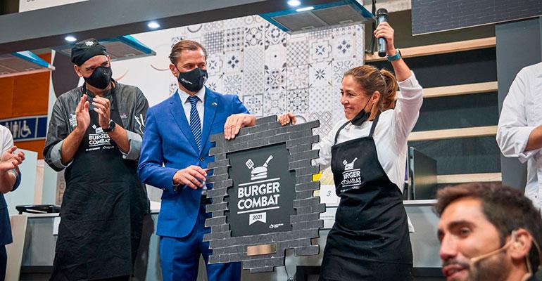 El primer Burger Combat centra la tercera jornada del Salón Gourmets