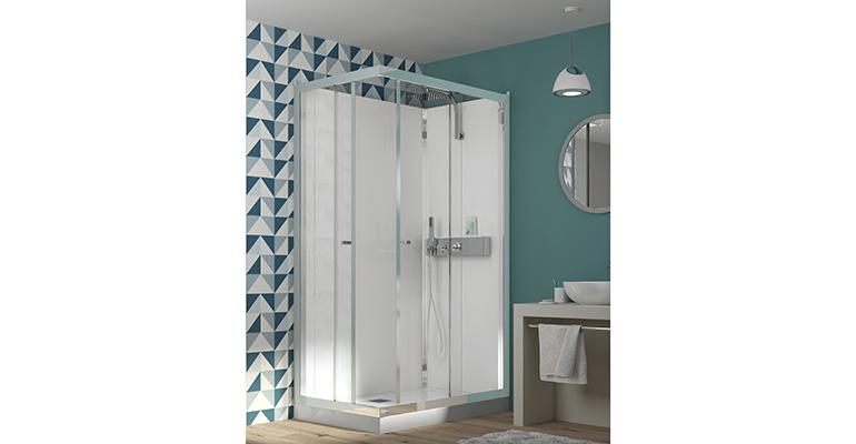 Nuevas cabinas de ducha EDEN+ de Grandform