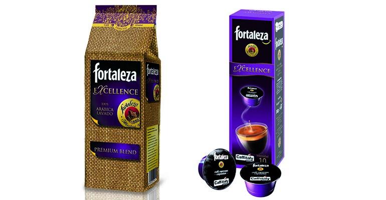 Café fortaleza en grano Excellence y en cápsulas
