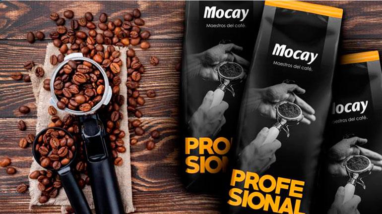 Mocay sustituirá el proceso de torrefactado por el tueste natural en toda su gama de cafés antes de 2023