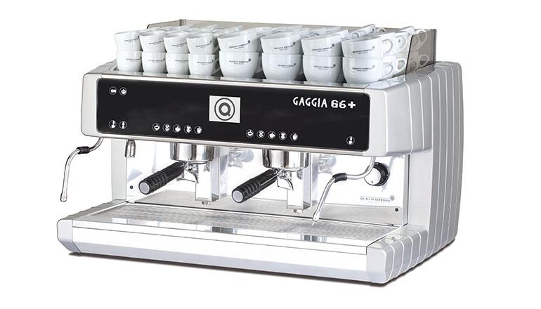 máquina de café Gaggia G6+ de Quality Espresso