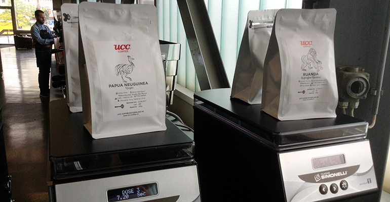 Instalaciones de UCC Coffee en Switzerland