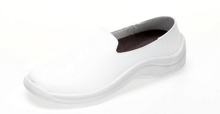 Codeor calzado profesional blanco